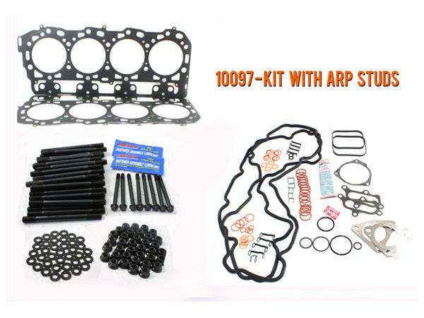 Merchant Automotive - LB7 Head Gasket Kit With ARP Studs, Duramax
