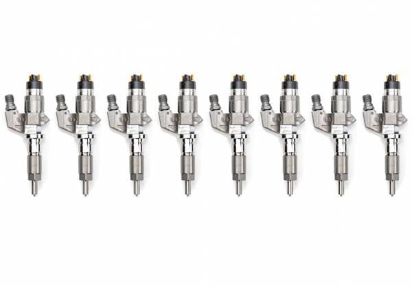 Dan's Diesel Performance, INC. - DDP New LB7 45% Over SAC Fuel Injector Set