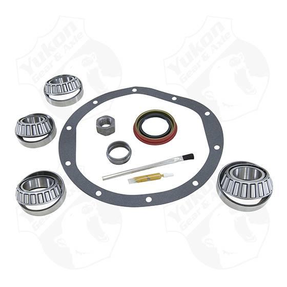 Yukon Gear & Axle - Yukon Gear Bearing Install Kit For GM 8.5 Inch Front