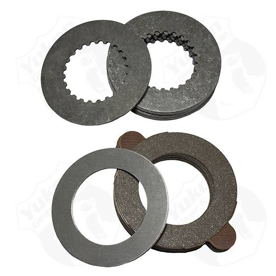 Yukon Gear & Axle - Yukon Gear Carbon Clutch Kit With 14 Plates For 10.25 Inch And 10.5 Inch Ford Posi Eaton Style