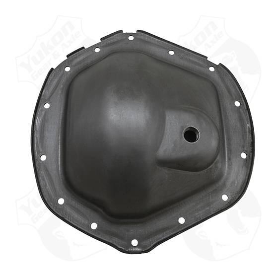 Yukon Gear & Axle - Yukon Gear Steel Cover For Chrysler And GM 11.5 Inch W/O Fill Plug