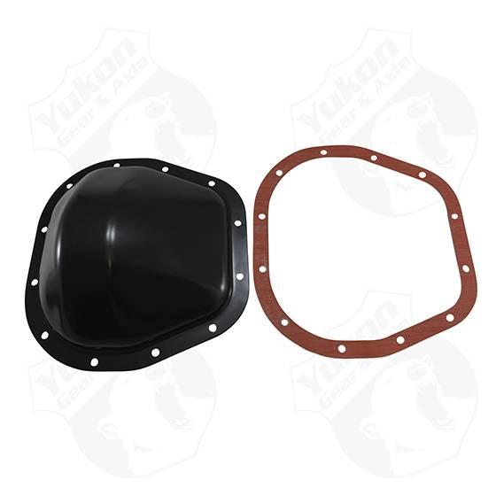 Yukon Gear & Axle - Yukon Gear Steel Cover For Ford 10.5 Inch 08 And Up