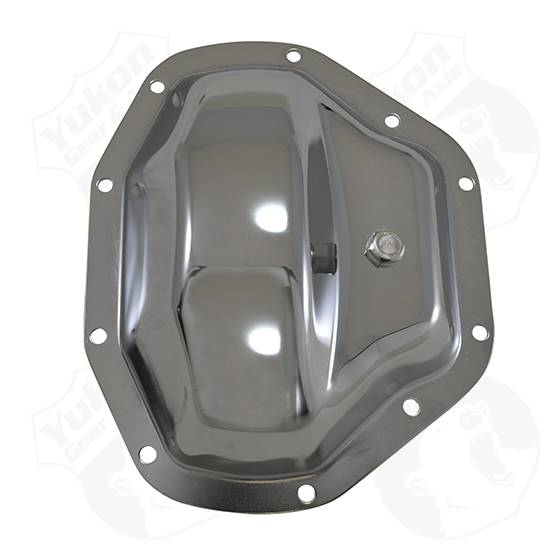 Yukon Gear & Axle - Yukon Gear Chrome Replacement Cover For Dana 80