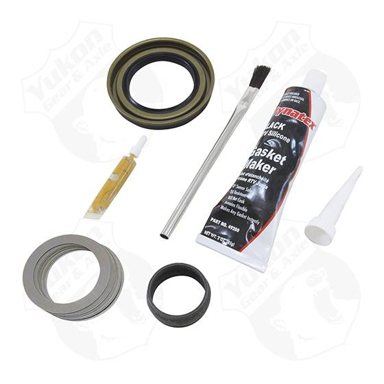 Yukon Gear & Axle - Yukon Gear Minor Install Kit For GM 8.25 Inch IFS