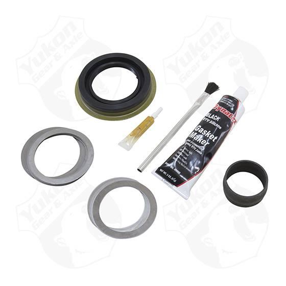 Yukon Gear & Axle - Yukon Gear Minor Install Kit For GM And Chrysler 11.5 Inch