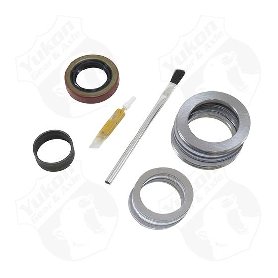 Yukon Gear & Axle - Yukon Gear Minor Install Kit For GM 8.5 Inch Front