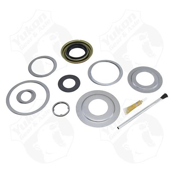 Yukon Gear & Axle - Yukon Gear Minor Install Kit For Dana 70