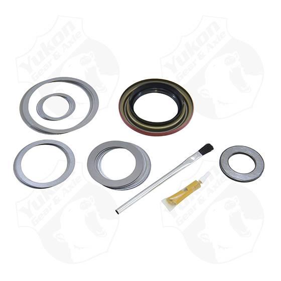 Yukon Gear & Axle - Yukon Gear Minor Install Kit For Dana 80 4.125 Inch O.D Pinion Race