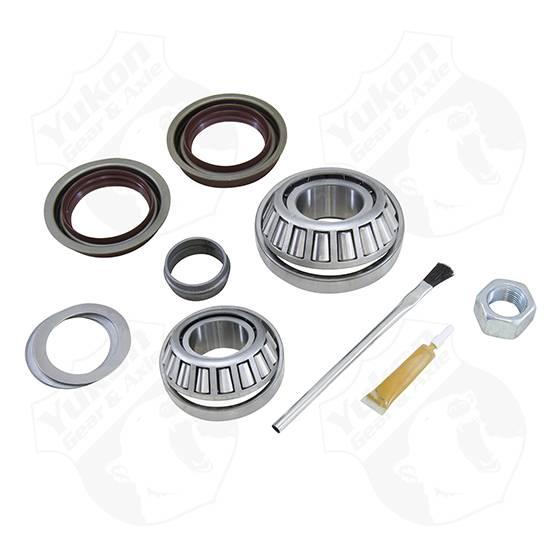 Yukon Gear & Axle - Yukon Gear Pinion Install Kit For 09 And Up GM 8.6 Inch