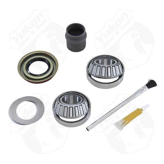 Yukon Gear & Axle - Yukon Gear Pinion Install Kit For GM 8.25 Inch IFS