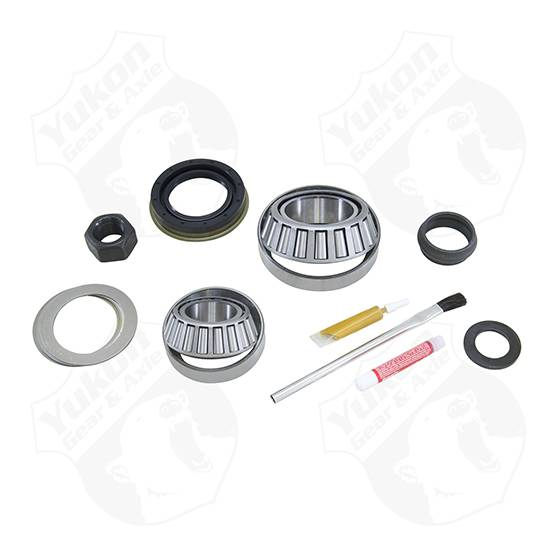 Yukon Gear & Axle - Yukon Gear Pinion Install Kit For 03 And Newer Chrysler Dodge Truck 9.25 Inch Front