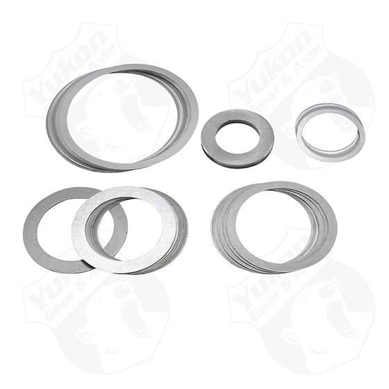 Yukon Gear & Axle - Yukon Gear Replacement Pinion Depth Shims Dana Spicer 80 4.125 Inch Design For Dana 80