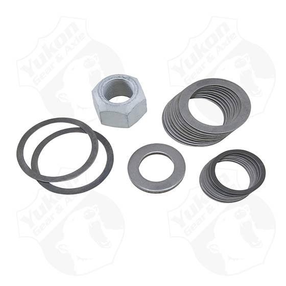 Yukon Gear & Axle - Yukon Gear Replacement Shim Kit For Dana 80