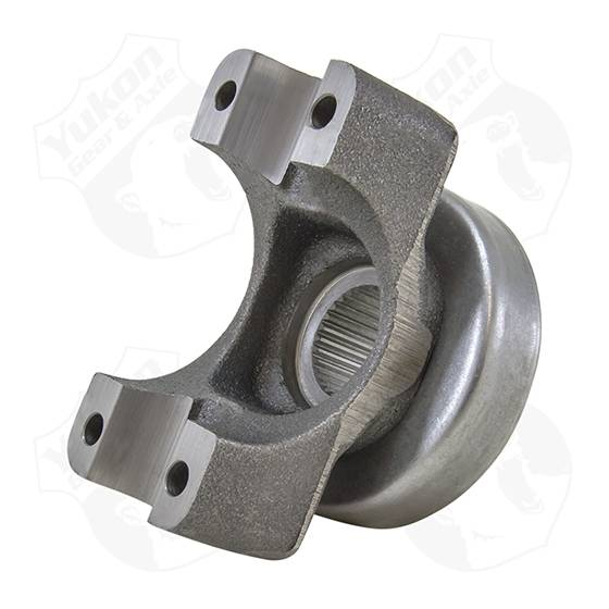 Yukon Gear & Axle - Yukon Gear Yoke For 10 And Up GM 9.5 Inch Rear 1415 U/Joint Size Strap Design