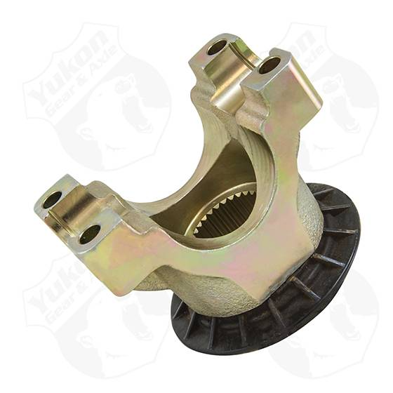 Yukon Gear & Axle - Yukon Gear Short Yoke For 93 And Newer Ford 10.25 Inch With A 1330 U/Joint Size