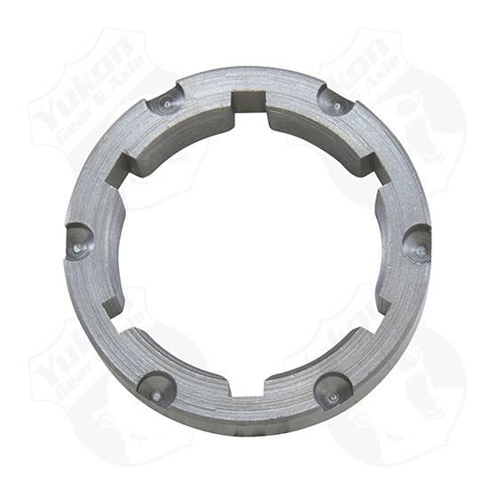 Yukon Gear & Axle - Yukon Gear Spindle Nut Washer For GM 10.5 Inch 14 Bolt Truck 2.160 Inch I.D 1 Tab