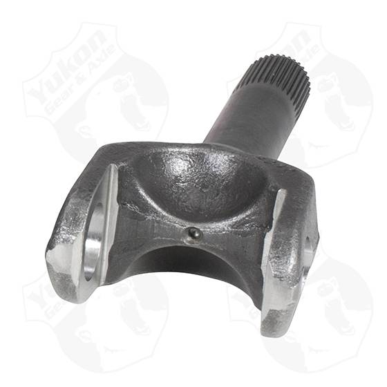 Yukon Gear & Axle - Yukon Gear 4340 Chrome-Moly Replacement Outer Stub For Dana 60 88-99 Ford F350