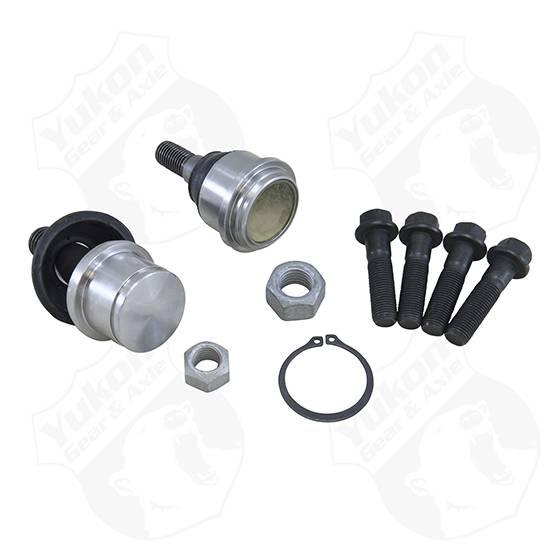 Yukon Gear & Axle - Yukon Gear Ball Joint Kit For Chrysler 9.25 Inch Front One Side