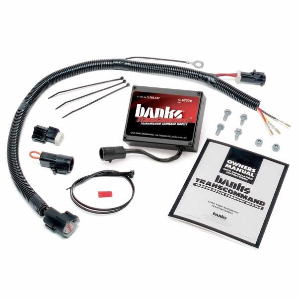Banks Power - Banks Power Transcommand Automatic Transmission Management Computer Ford 4R100 Transmission