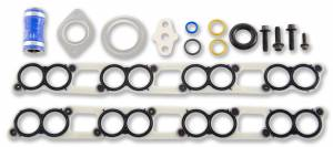 Exhaust - EGR Parts - Alliant Power - Alliant Power AP63447 Exhaust Gas Recirculation (EGR) Cooler Intake Gasket Kit