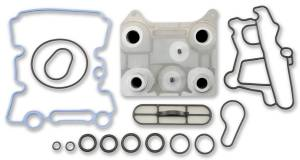 Engine Parts - Oil System - Alliant Power - Alliant Power AP63451 Engine Oil Cooler Kit
