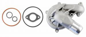 2004.5-2005 GM 6.6L LLY Duramax - Cooling System - Alliant Power - Alliant Power AP63566 Water Pump Housing