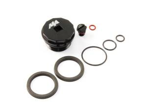 Engine Parts - Rebuild Kits - Merchant Automotive - Deluxe Filter Head Rebuild Kit, LB7 LLY LBZ LMM 2001-2010 Duramax, Includes Seals, Billet WIF Plug, Bleeder Screw