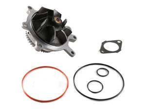 Water Pump with Gaskets and O-rings, LB7 LLY, 2001-2005, Duramax