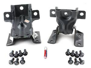 Engine Parts - Parts & Accessories - Merchant Automotive - Motor Mount Kit, LML, 2011-2016 Duramax