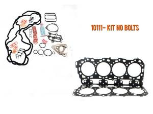 Engine Parts - Cylinder Head Parts - Merchant Automotive - LB7 Head Gasket Kit No Bolts, Duramax