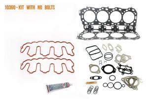 Engine Parts - Cylinder Head Parts - Merchant Automotive - LMM Head Gasket Kit w o Bolts, 2007.5-2010 Duramax