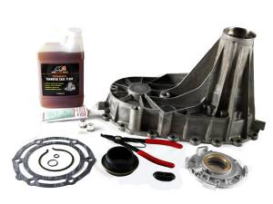 Shop By Part - Axles & Components - Merchant Automotive - Transfer Case Pump Upgrade Combo with Pump, LB7 LLY LBZ, 2001-2007