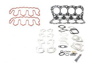 Engine Parts - Cylinder Head Parts - Merchant Automotive - LLY  Duramax Head Gasket Kit With Exhaust Manifold Gaskets, no bolts