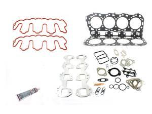 Engine Parts - Cylinder Head Parts - Merchant Automotive - LBZ Duramax Head Gasket Kit with Exhaust Manifold Gaskets, no bolts