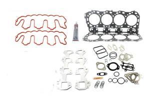 Engine Parts - Cylinder Head Parts - Merchant Automotive - LMM Duramax Head Gasket Kit with Exhaust Manifold Gaskets, no bolts