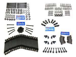 Engine Parts - Rebuild Kits - Merchant Automotive - ARP Engine Hardware Kit, LB7, 2001-2004, Duramax, with Allison Automatic Transmission