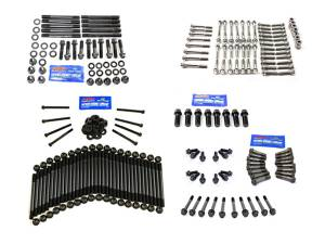 Engine Parts - Rebuild Kits - Merchant Automotive - ARP Duramax Engine Hardware Kit, LBZ, 2006, with ZF6 Manual Transmission