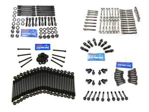 Chevy/GMC Duramax - 2007.5-2010 GM 6.6L LMM Duramax - Merchant Automotive - ARP Duramax Engine Hardware Kit, LBZ LMM, with Allison Automatic Transmission