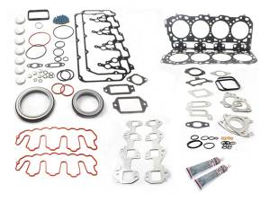 Engine Parts - Gaskets And Seals - Merchant Automotive - LLY Duramax Master Engine Gasket Kit with ARP Engine Hardware Kit for ZF6