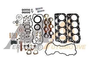 Engine Parts - Gaskets And Seals - Merchant Automotive - LB7 Duramax Master Engine Gasket Kit with ARP Engine Hardware Kit, for ZF6