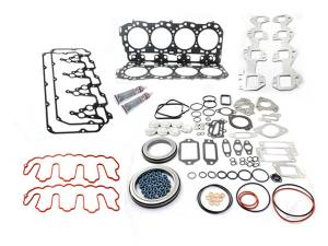 Engine Parts - Rebuild Kits - Merchant Automotive - LMM Duramax Master Engine Gasket Kit, with ARP Engine Hardware Kit, LBZ for Allison
