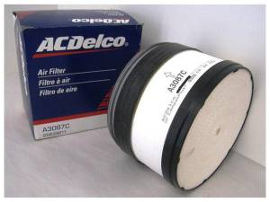Chevy/GMC Duramax - 2006-2007 GM 6.6L LLY/LBZ Duramax - Merchant Automotive - ACDelco Replacement Air Filter, LBZ LMM, 2006-2010 Duramax