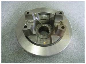 "Chevy/GMC Duramax - 2007.5-2010 GM 6.6L LMM Duramax - Merchant Automotive - 11.5"" Pinion Yoke - 1480 Series U Joint"