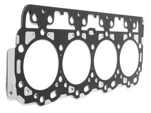 Engine Parts - Cylinder Head Parts - Merchant Automotive - Head Gasket, Grade D Left, Decked Block, LB7 LLY LBZ LMM LML, 2001-2016