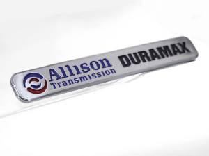 Chevy/GMC Duramax - 2007.5-2010 GM 6.6L LMM Duramax - Merchant Automotive - Duramax   Allison Emblem