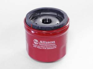 Transmission - Automatic Transmission Parts - Merchant Automotive - Allison 1000 External Spin On Filter, LB7 LLY LBZ LMM LML L5P, 2001-2018 Duramax