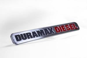 Shop By Part - Accessories - Merchant Automotive - Duramax Badge