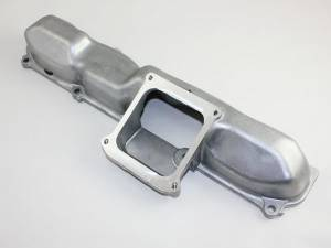 Engine Parts - Parts & Accessories - Merchant Automotive - Intake Manifold Runner - Left,  LBZ LMM, 2006-2010 Duramax