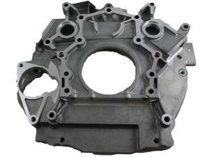 Engine Parts - Parts & Accessories - Merchant Automotive - Rear Engine Cover, LB7 LLY LBZ LMM, 2001-2010 Duramax