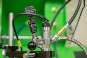 Services - Injector Testing - Dan's Diesel Performance, INC. - Injector testing